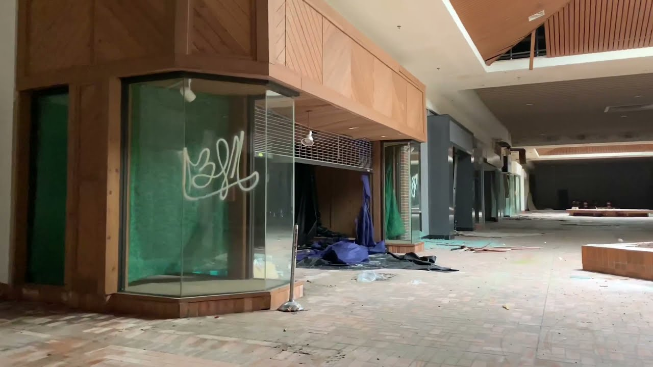 This Video Of The Abandoned Westland Mall Will Bring Back A Lot Of Feelings News Break