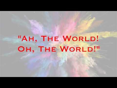 AH, THE WORLD! OH, THE WORLD! teaser clip