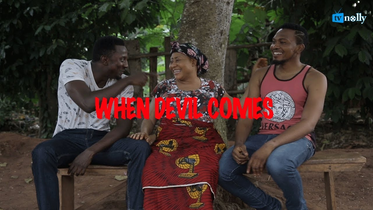 Download When Devil Comes 1- New 2018 Latest Nollywood Movie [BLOCKBUSTER]