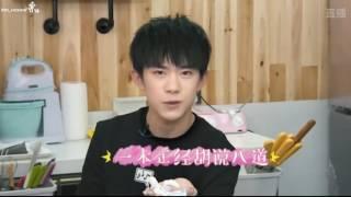【TFBOYS易烊千玺】160921 准备惊喜+台上生日祝福千玺cut【Jackson Yi YangQianXi】