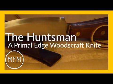Latest Bushcraft Knife and Auction