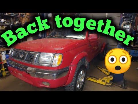 Nissan Frontier Frame Repair