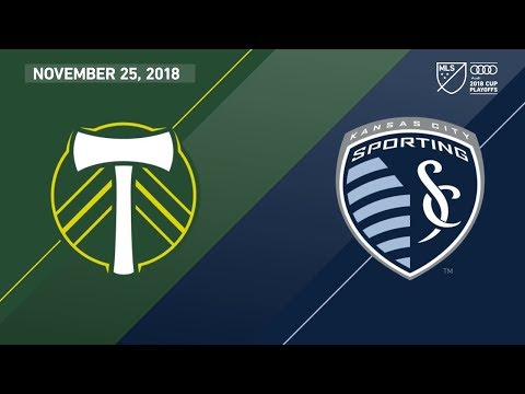 HIGHLIGHTS: Portland Timbers vs. Sporting Kansas City | November 25, 2018