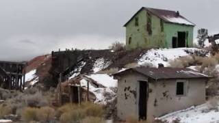 Northern Nevada Ghost Towns & Mining Camps