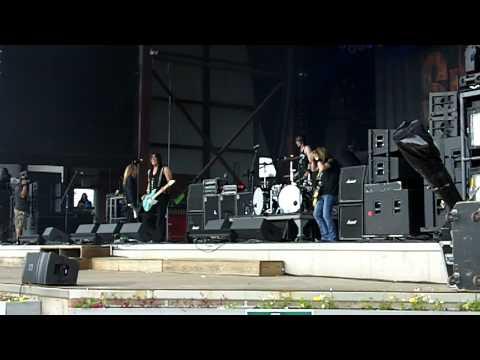 Slaughter live at Rock Fest