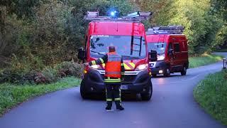 Accident BUS contre Voiture - Manoeuvre Dépannage LE GUILLOU / POMPIERS DU FINISTÈRE - Manoeuvre
