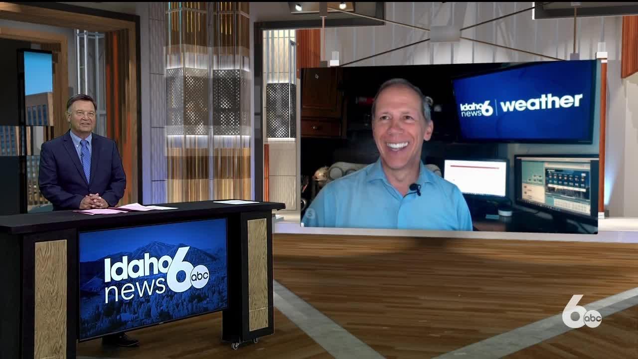 Scott Dorval's Idaho News 6 Forecast -  Friday 7/17/20