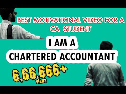 I am a Chartered Accountant   Best Motivational Video for CA Students   Vaibhav Namita Jain