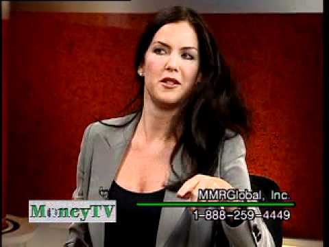 Kira Reed for MMRGlobal- MoneyTV with Donald Baillargeon