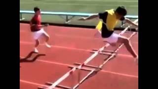 Some people can make any sport dangerous (Epic Kid Fail)