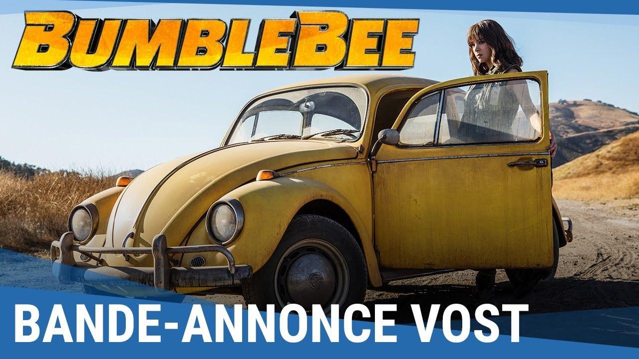 BUMBLEBEE - Bande-annonce #1 VOST [actuellement au cinéma]