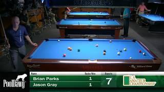 2018 US Amateur Championship - Round 5 - Brian Parks VS Jason Gray