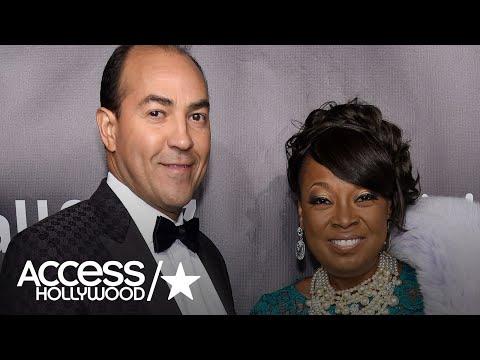 Star Jones Is Engaged To Boyfriend Ricardo Lugo: 'I'm Happy'   Access Hollywood