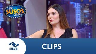 Lina Tejeiro le contó a Suso cómo luchó contra la anorexia   Caracol Televisión