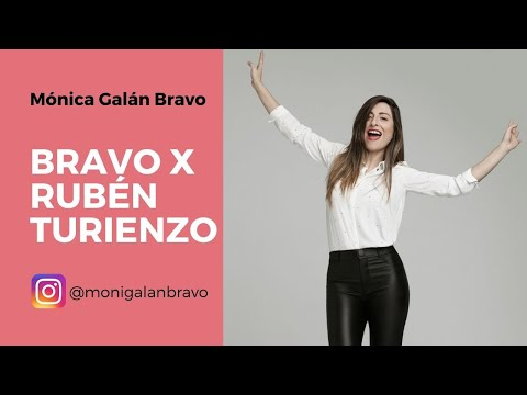 Bravo x Rubén Turienzo, experto en mentalidad estratégica. Creador del programa Power Plan.