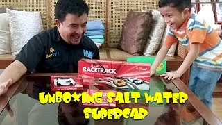UNBOXING the Shell Salt Water Supercar