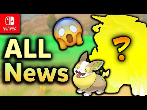 new-gigantamax-forms,-new-pokemon,-and-story-details!---pokemon-sword-and-shield-news-review