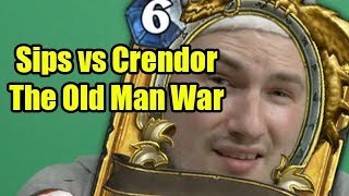 Hearthstone: Crendor vs Yogscast Sips - The Old Man War