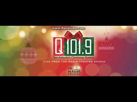 25 Days of Christmas Radio 2017: Day 12: KQXT Q1019 Station ID December 12, 2017