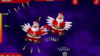 Chicken Invaders 4 Xmas Android Gameplay
