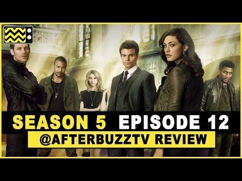 The Originals Season 5 Episode 12 Review & After Show