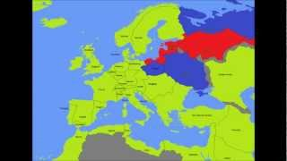 History Series: Europe - Episode Three (Big Russia is Big)