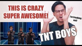 Tnt Boys - And I Am Telling You  With Whistle  Got