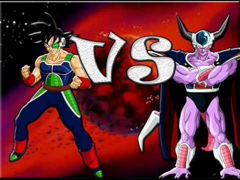 Bardock Vs King Cold