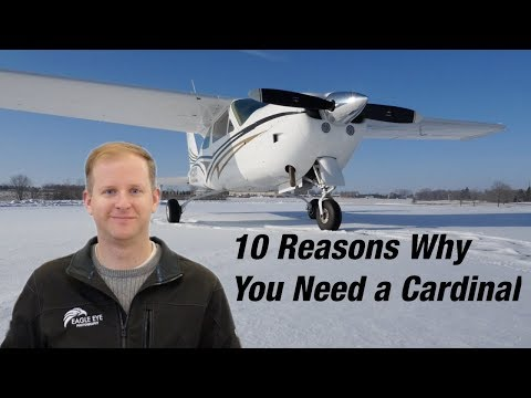 10 Reasons Why You need a Cessna Cardinal
