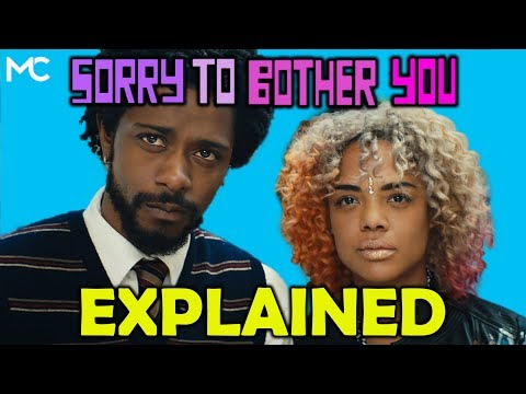 Sorry To Bother You Explained in 6 Minutes