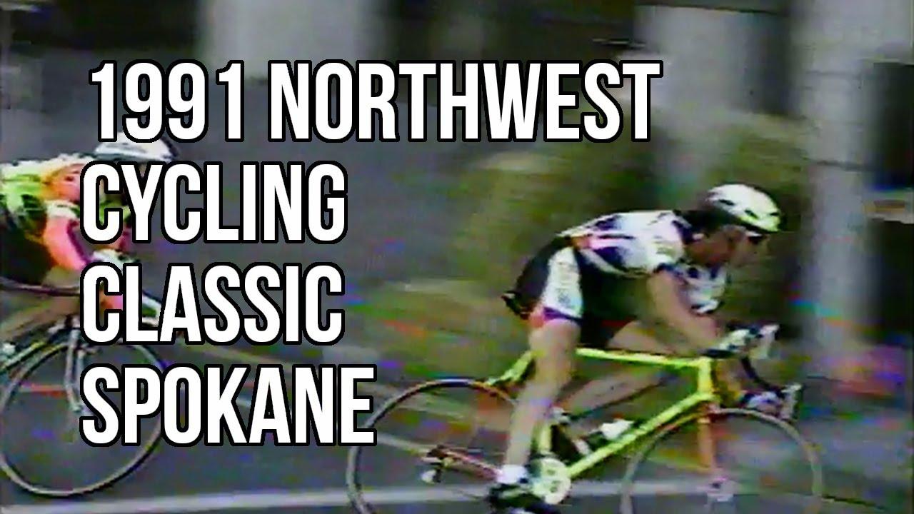 Download 1991 Northwest Cycling Classic | Spokane Downtown Criterium | Washington Trust Classic
