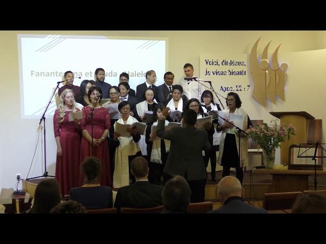 Alléluia final - Fanantenana et Lauda