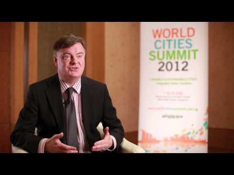 WCS2012- Interview with Jeremy Bentham