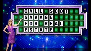 Wheel Of Fortune with Las Vegas Realtor Scot Savage 12-2-05