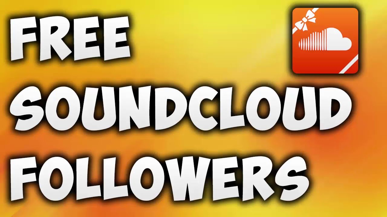 How To Get Free SoundCloud Followers Instantly [NEW METHOD]