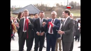 Otvorena fabrika vode u Kosjeriću