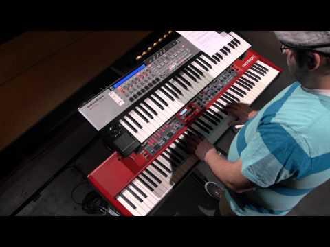 Hillsong - Depths (Keyboard Tutorial)