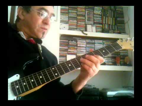 how to play soukous guitar part 1