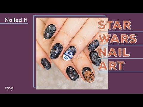 Star Wars Nail Art Tutorial | ipsy Nailed It