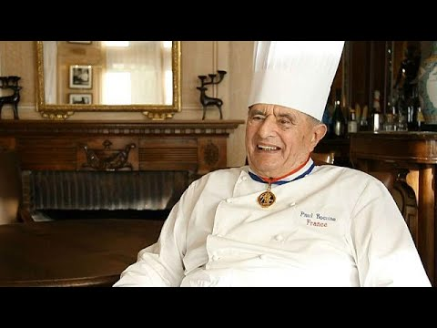 Lyon pays tribute to celebrated chef Paul Bocuse