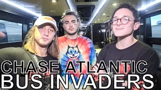Chase Atlantic - BUS INVADERS Ep. 1350 [Warped Edition 2018]