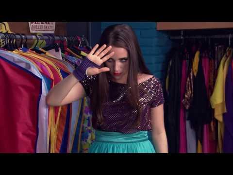 Ámbar y Jazmín quieren entrevistar a Nina (Felicity) - Soy Luna - (Cap:76)