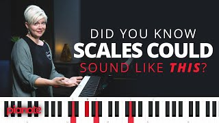 I Bet You Didn't Know Piano Scales Could Sound Like This!