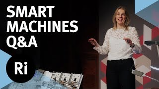 Q&A: ABC of Smart Machines - with Danielle George