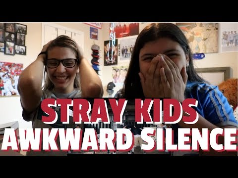 Stray Kids 'Awkward Silence' MV REACTION!!!