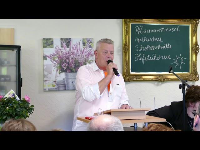 Zusammenschnitt von Uwe Werners Reden & Grußworte 1/2 1. Community - Ehem. Heimk. NRW e.V.