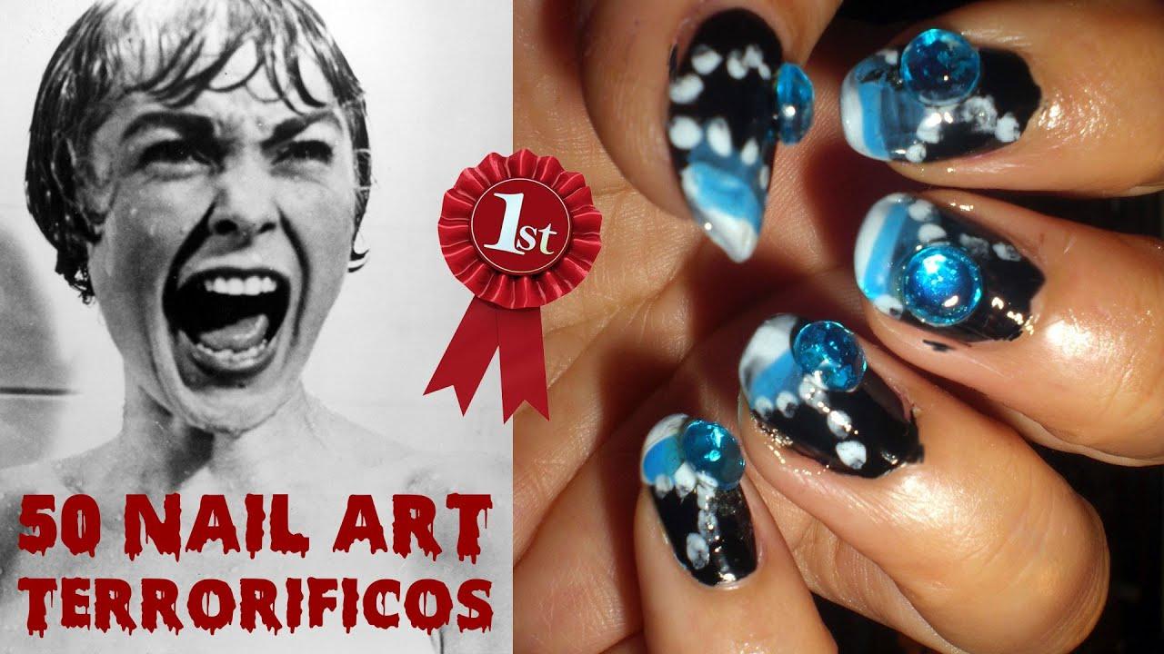 50 Uñas Decoradas Super Feas 50 Nail Art Fails Youtube