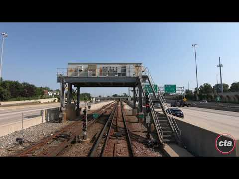 CTA s Ride the Rails: Red Line to Howard Real-time (2019)