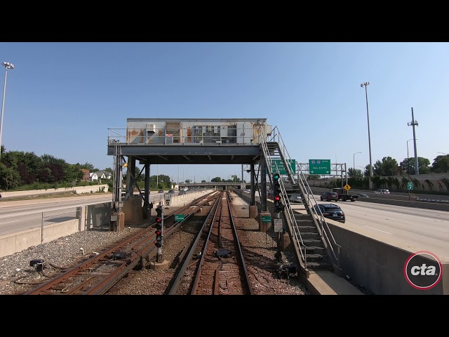 CTA's Ride the Rails: Red Line to Howard Real-time (2019)