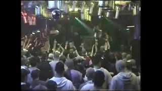 Dj Yves & Mc Jerky liveact Bloodbrain & Soushkin @ Cherrymoon 1998
